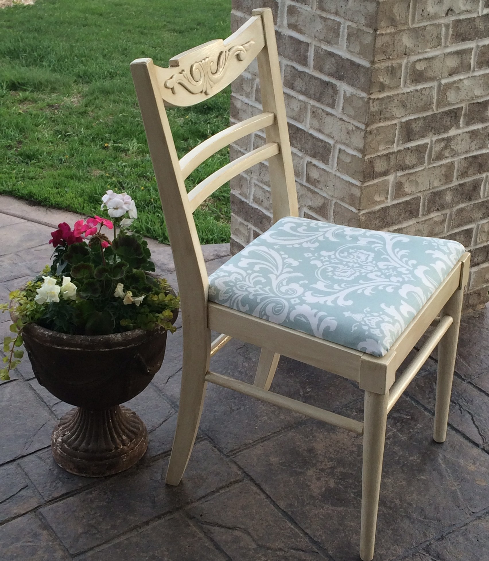 How To: Paint a Wooden Chair 13