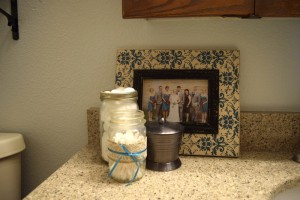 Countertop decor
