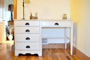 Cream Desk: After