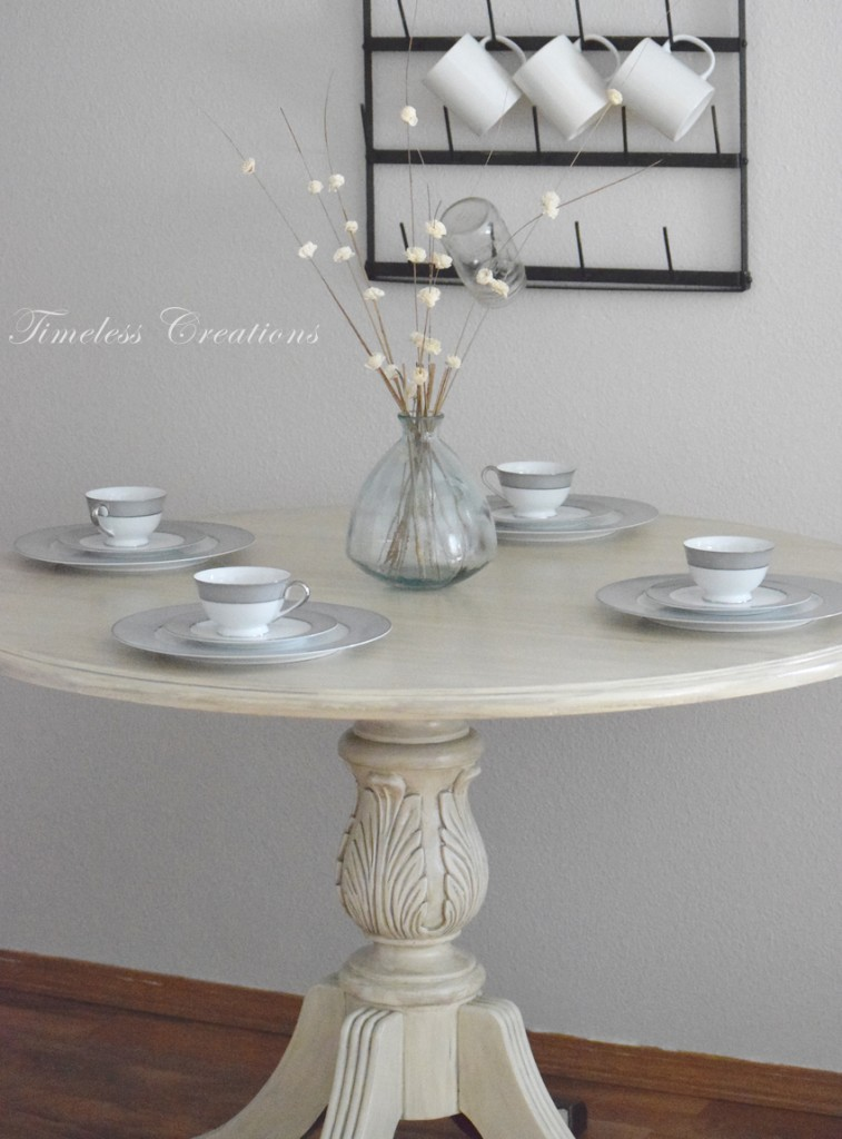 French Country Painted Table