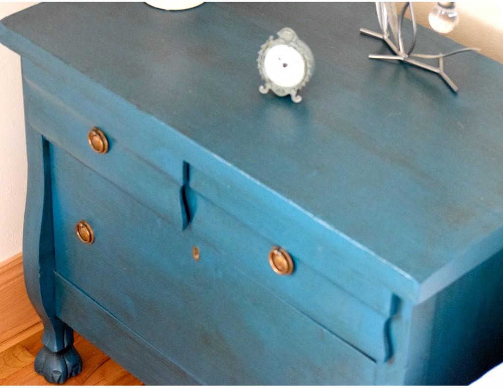 wooden furniture makeover