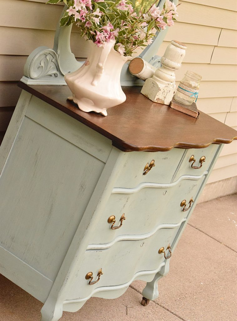 painted dresser inspiration