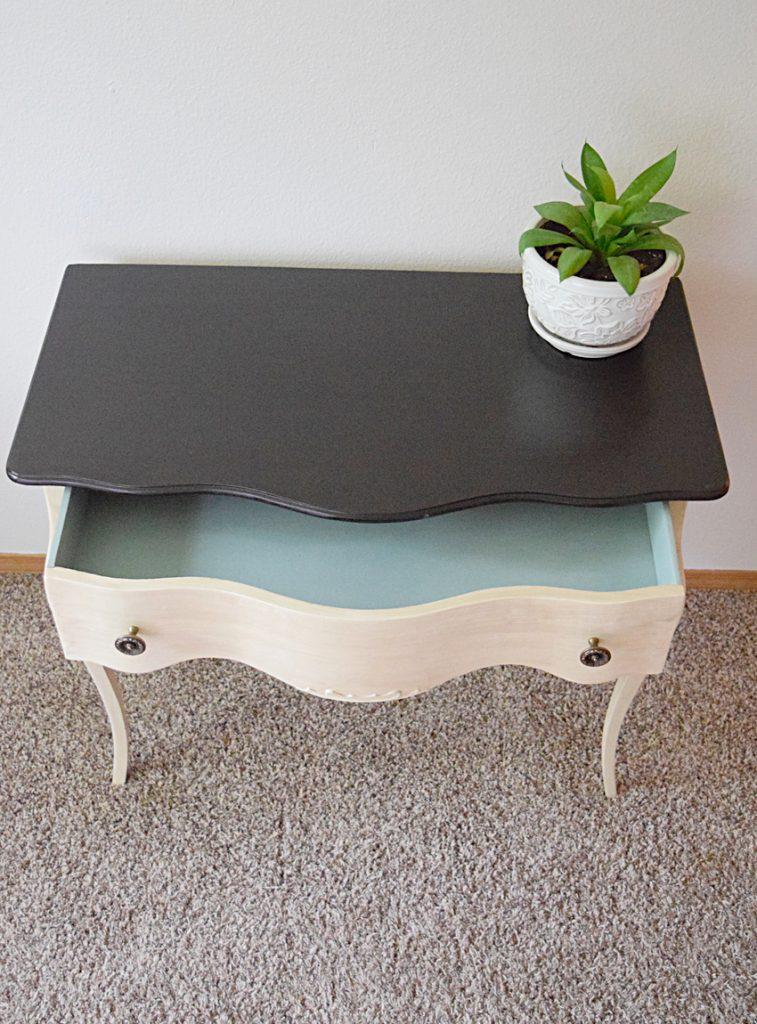 Curved Front Desk