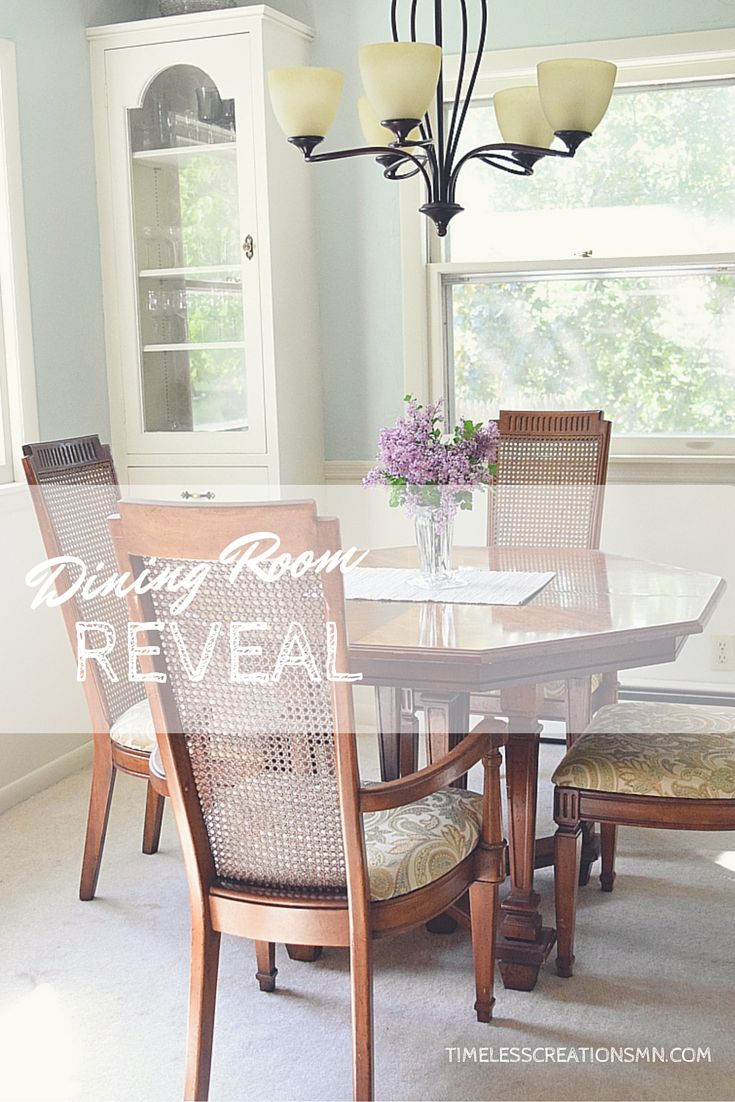 Update your Dining Room