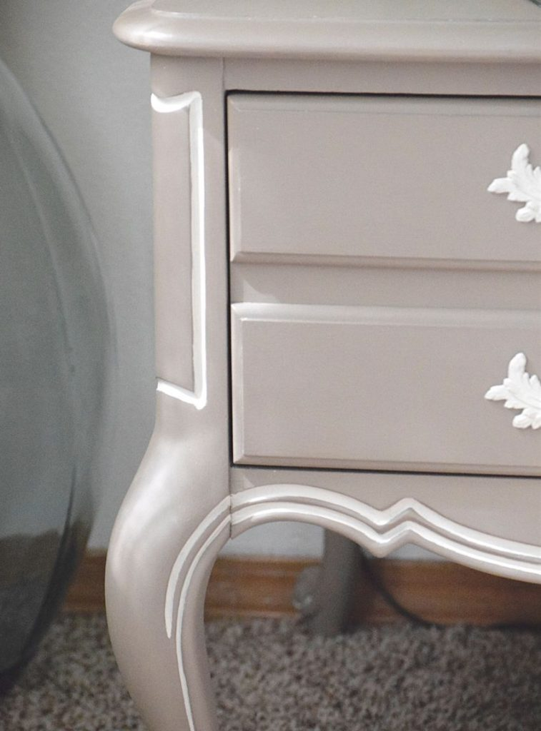 french country furniture makeover