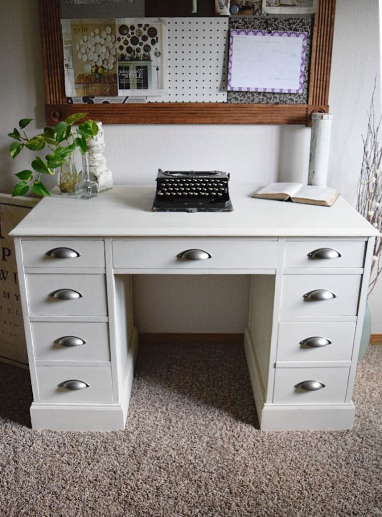 custom painted furniture