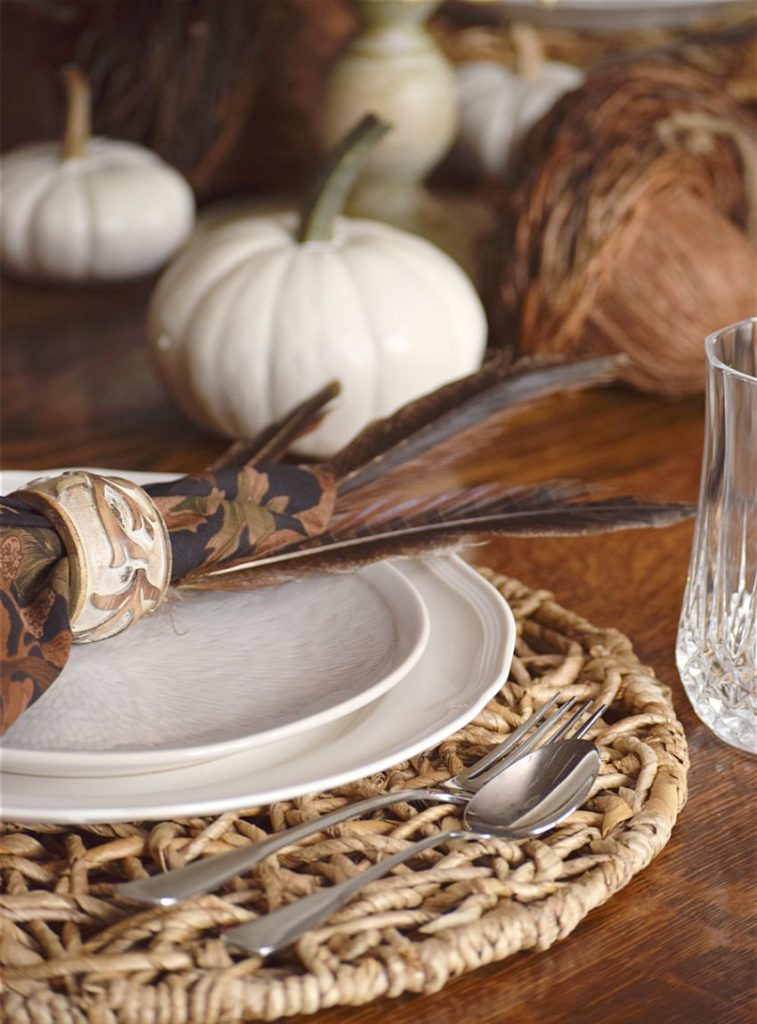 Fall Tablescape | Timeless Creations, LLC