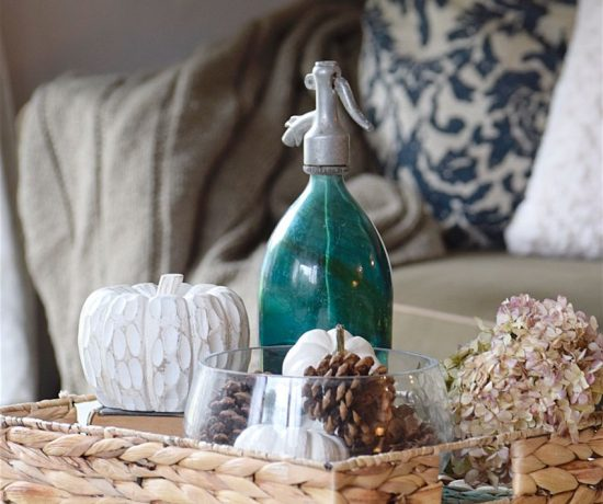 Fall Vignettes Around the Home 19
