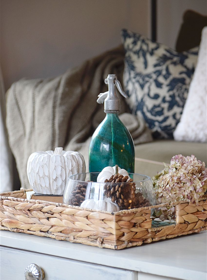 Fall Vignettes Around the Home 1