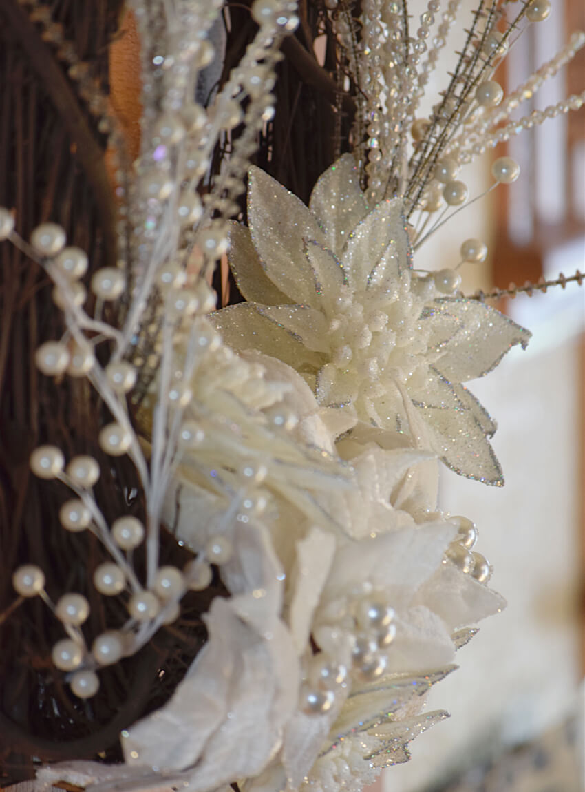 Diy crafts archives timeless creations llc super simple christmas wreath arubaitofo Choice Image