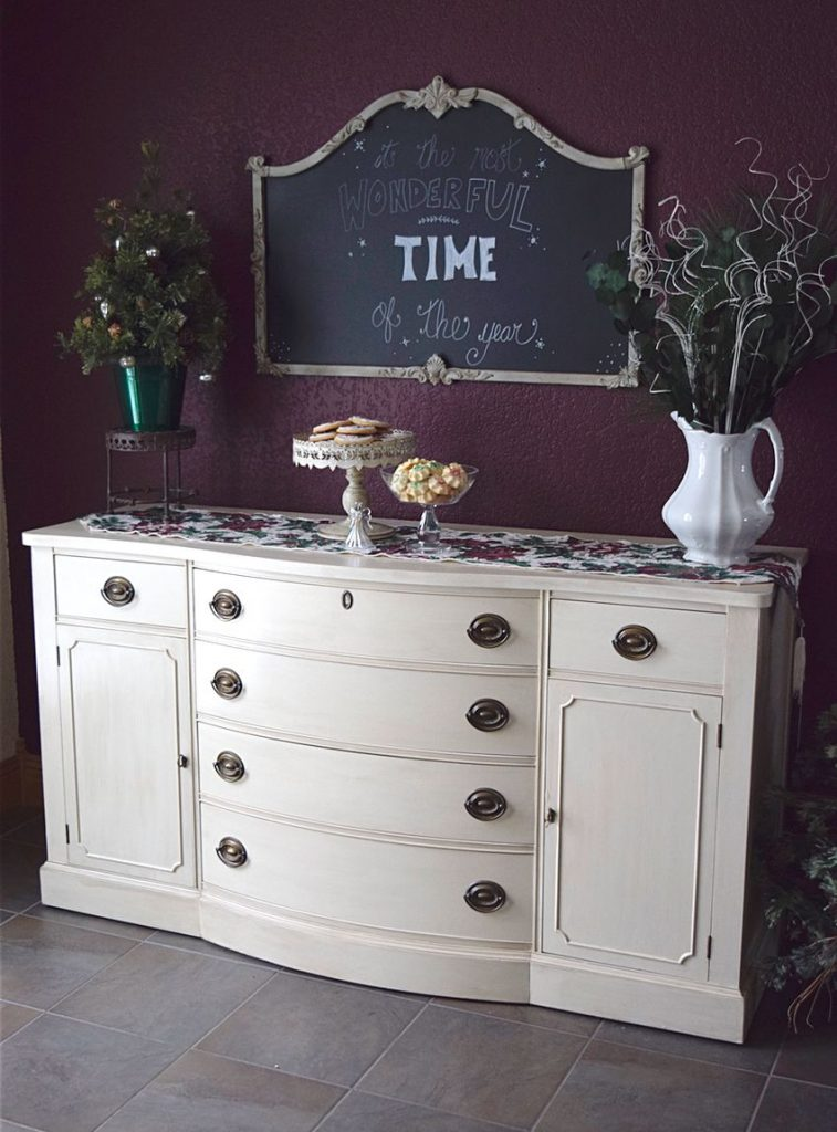 Buffet Makeover for Vicki's House | Timeless Creations, LLC