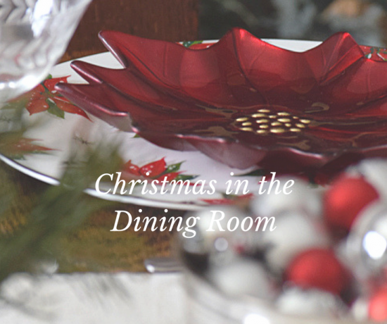 Holiday Table setting | Timeless Creations, LLC