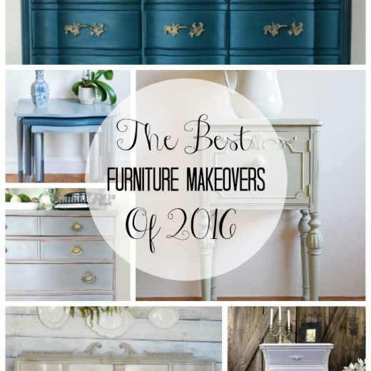 The Best Furniture Makeovers of 2016 - Timeless Creations, LLC
