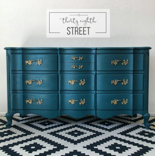 The Best Furniture Makeovers of 2016! 2
