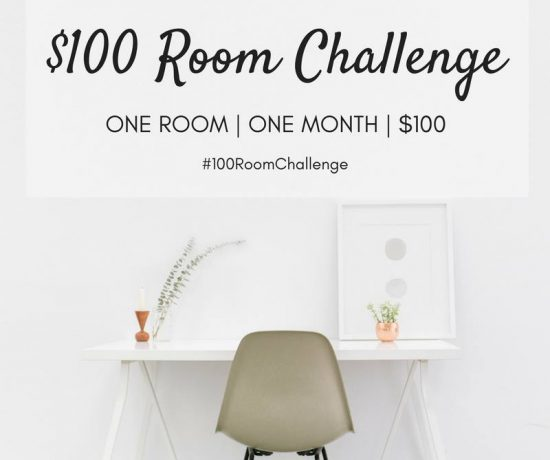 $100 Room Challenge: Vicki's Bathroom Makeover