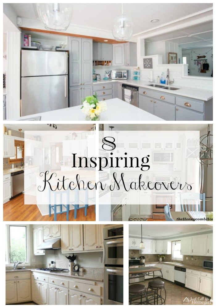 8 Inspiring DIY Kitchens 1