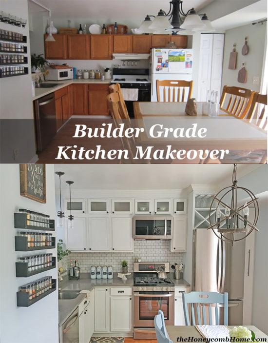 8 Inspiring DIY Kitchens 8