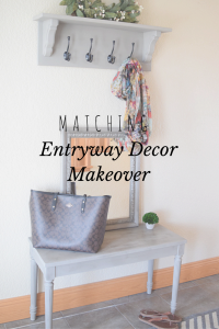 Entryway Decor Makeover