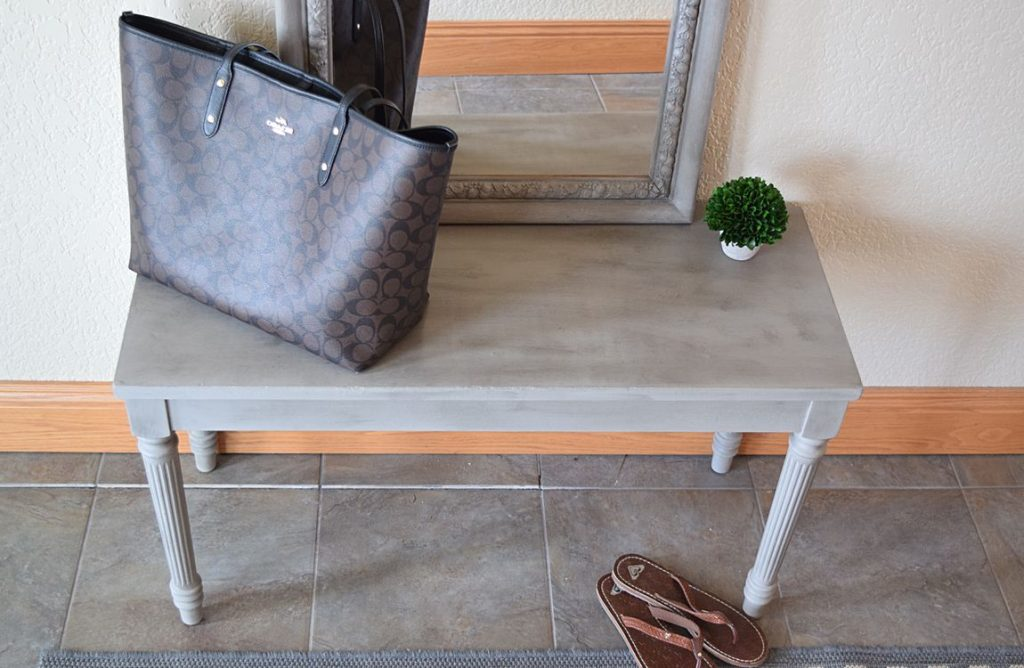 Matching Entryway Decor: Bench, Shelf, and Mirror 1