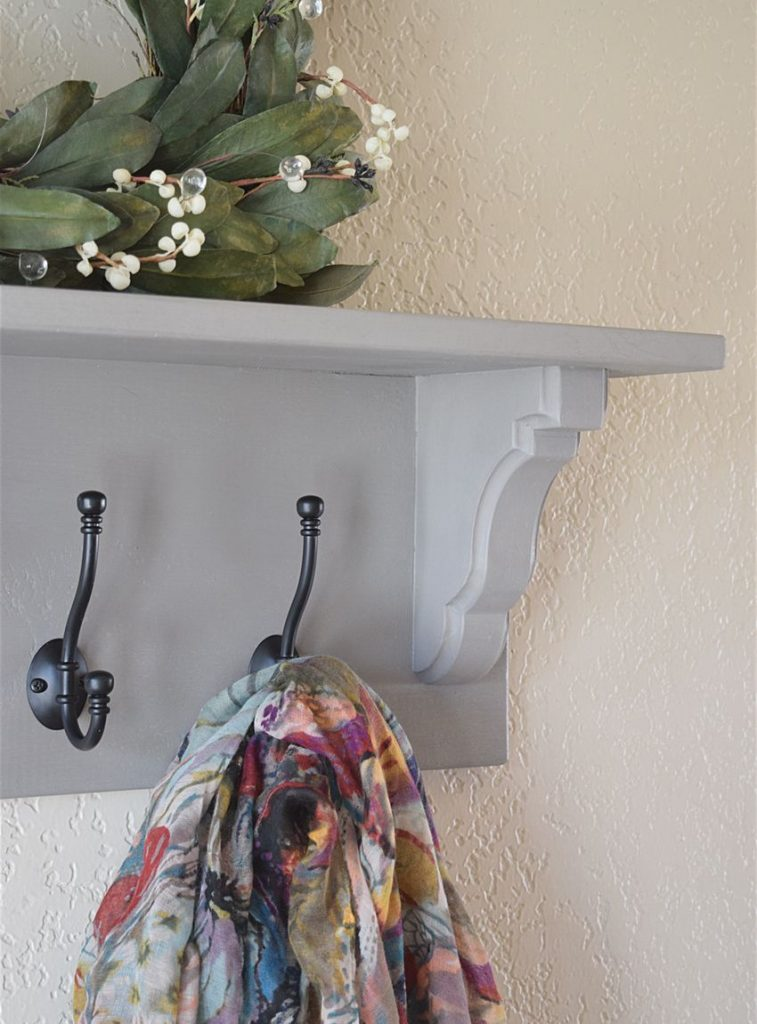 Matching Entryway Decor: Bench, Shelf, and Mirror 3