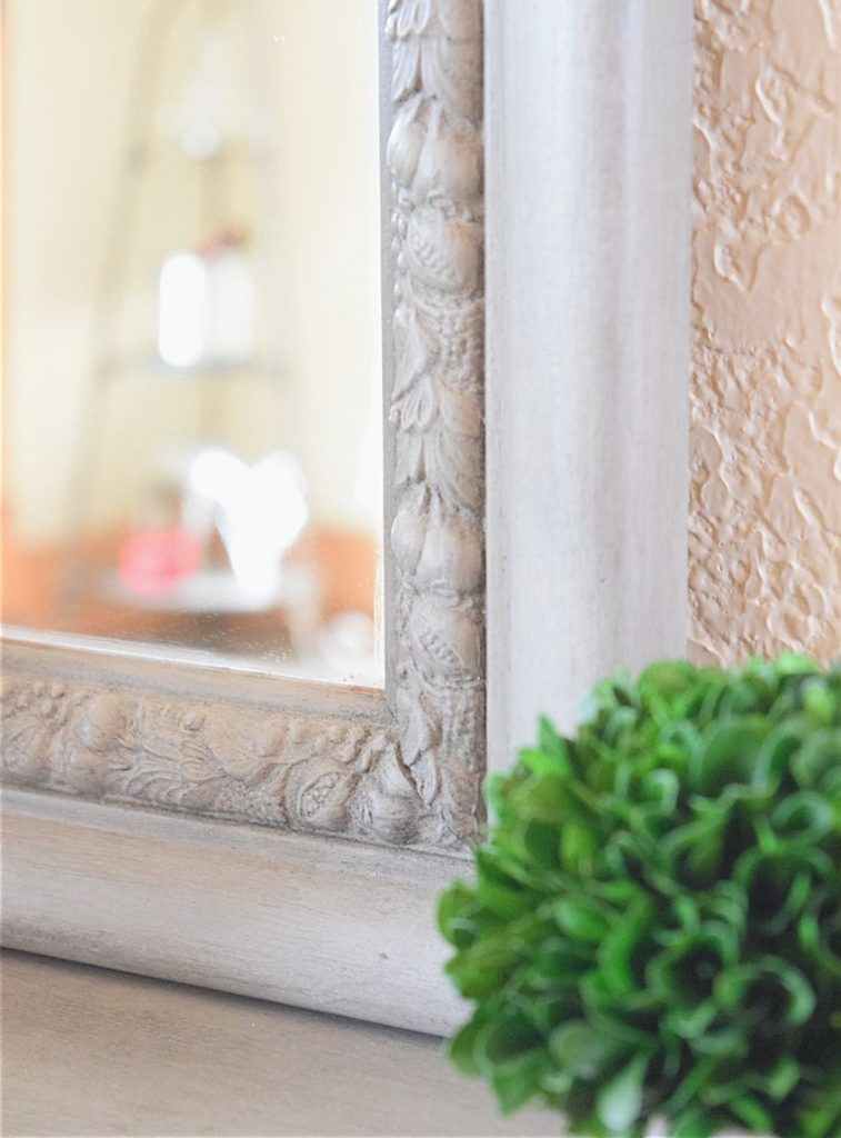 Matching Entryway Decor: Bench, Shelf, and Mirror 7