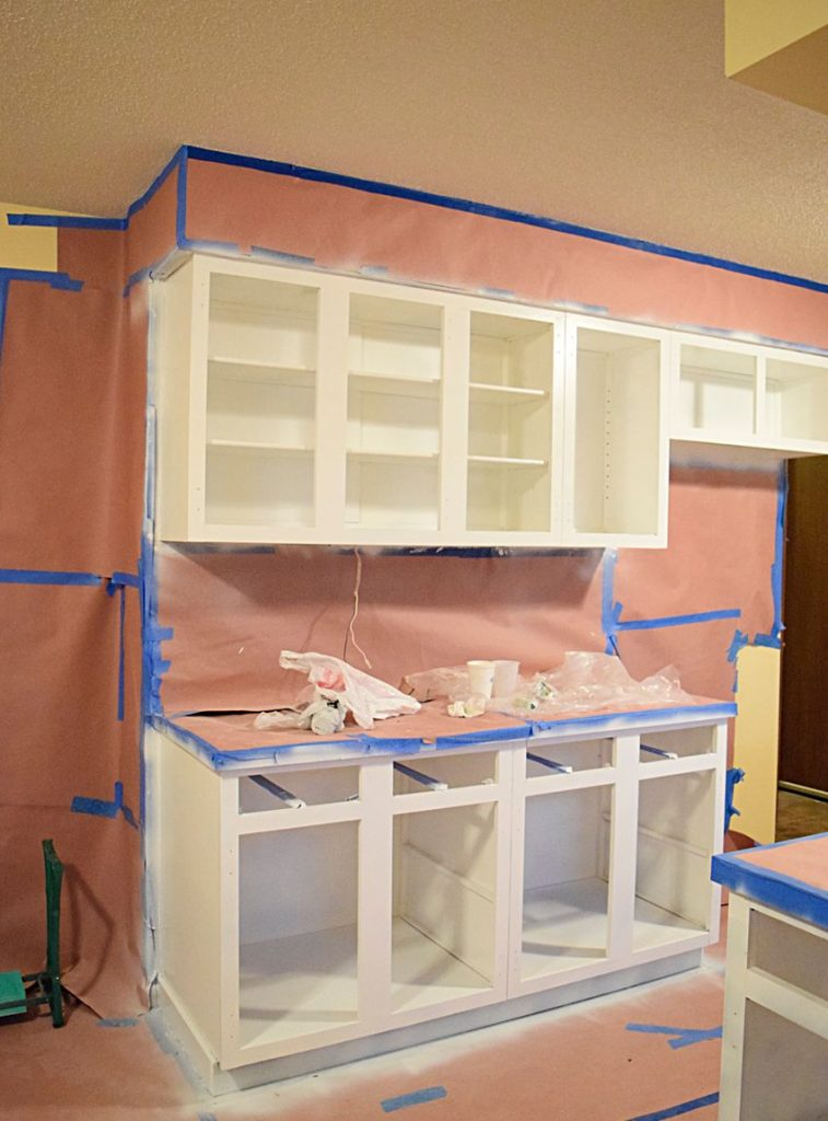 Painting Our Kitchen Cabinets: ORC Week 2 9