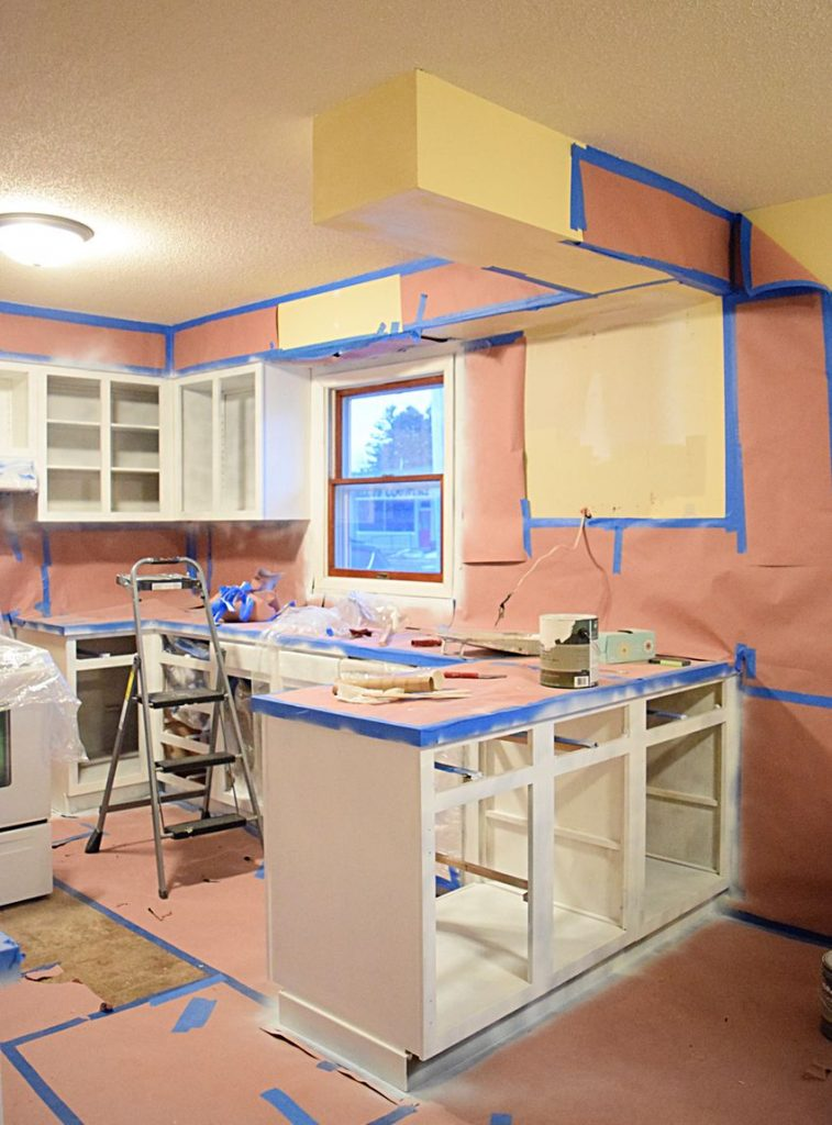 Painting Our Kitchen Cabinets: ORC Week 2 10