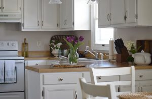 Kitchen Makeover Reveal - One Room Challenge