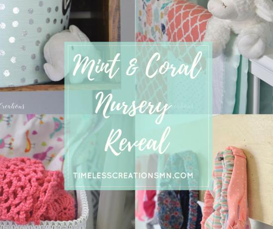 Baby Girl's Nursery Reveal 20