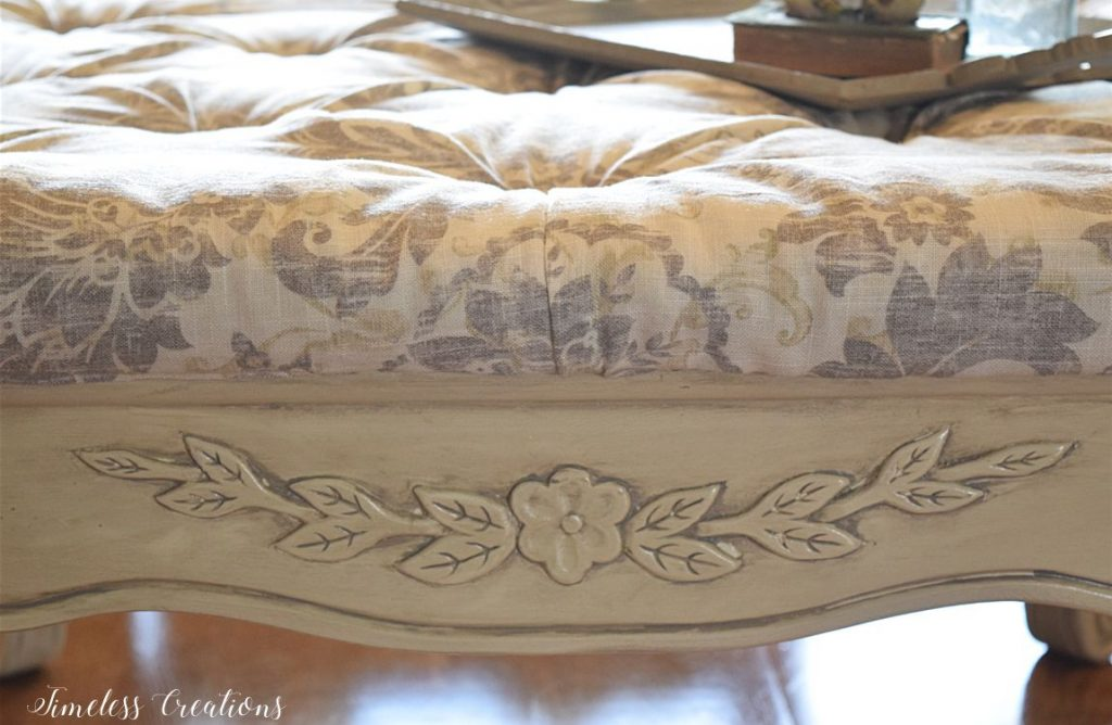 $100 Room Challenge Week 2 - DIY Tufted Ottoman 13