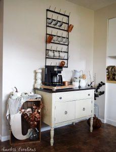 Christmas Coffee Bar - Decor Ideas for Every Season 2