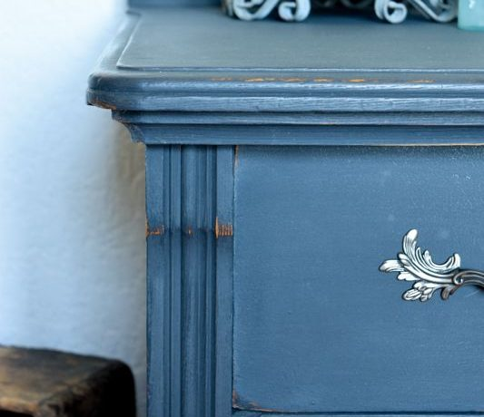 Charcoal Dresser with a Surprise! 2