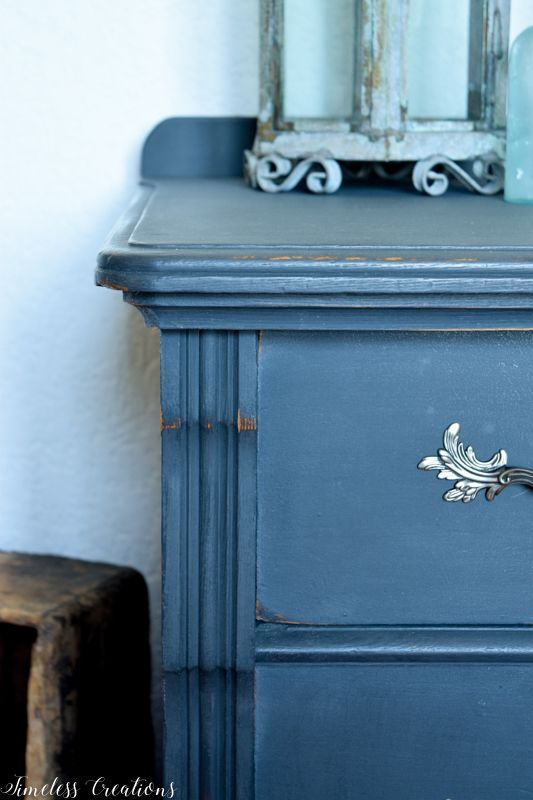 Charcoal Dresser with a Surprise! 9