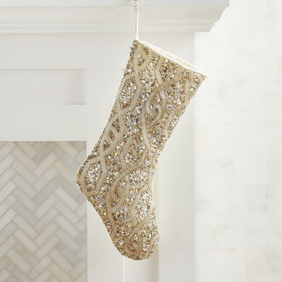 Rustic/Glam Holiday Decorations 7