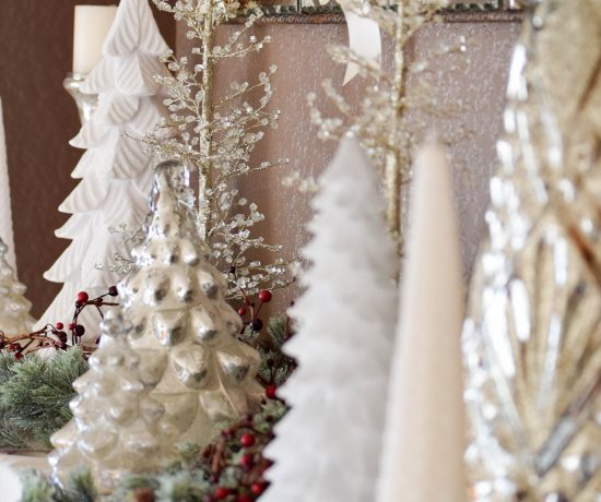 Decorating the Mantle for the Holidays - A Christmas Festival Blog Hop 92