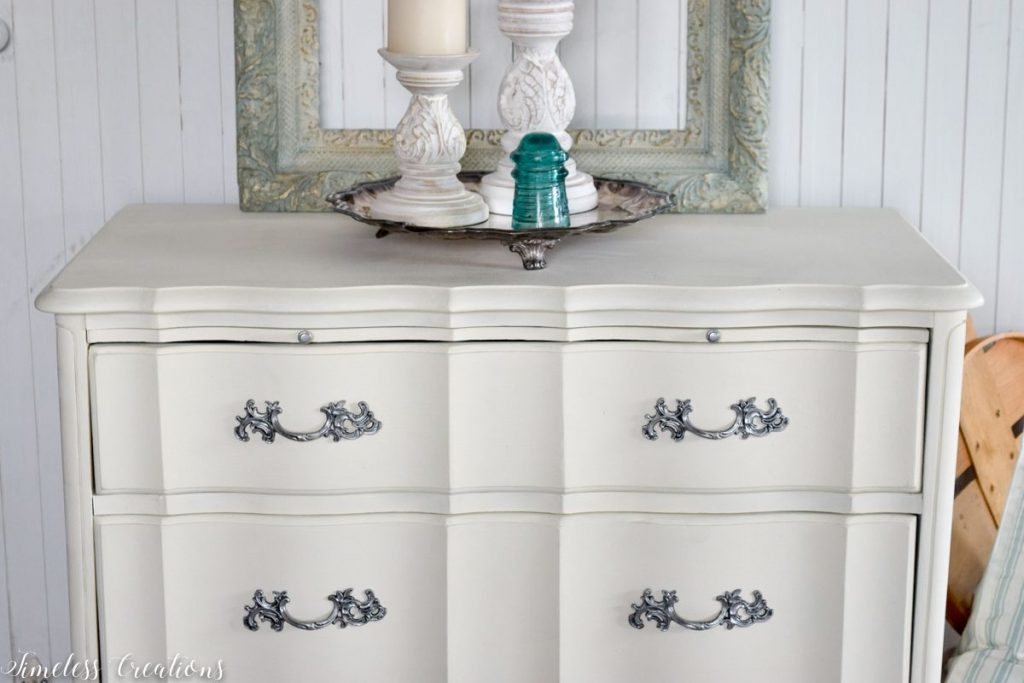 Just Look at those Curves - French Style Small Dresser 5