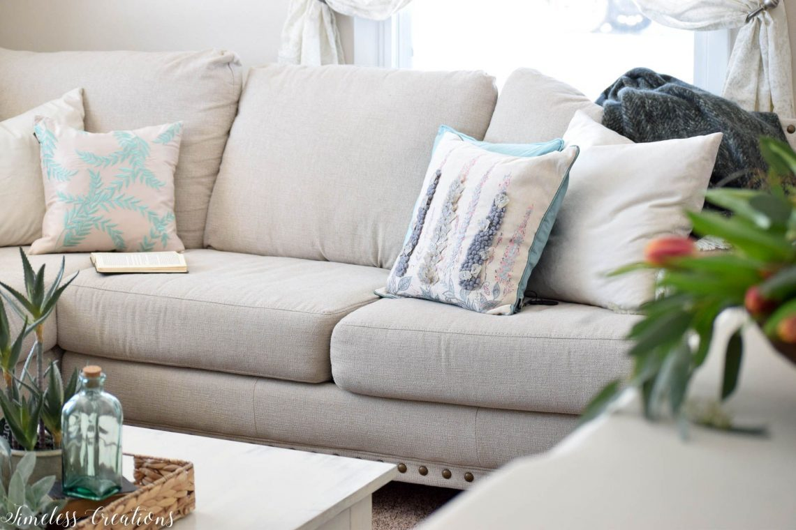Spring Decorating Inspiration throughout the Home 1