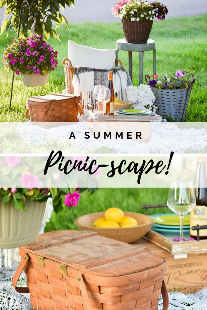 An Unorthodox Summer Tablescape 17