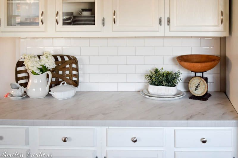 Kitchen Makeover Part 2: DIY Countertops! 14