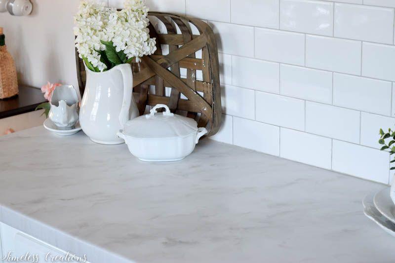 Kitchen Makeover Part 2: DIY Countertops! 10
