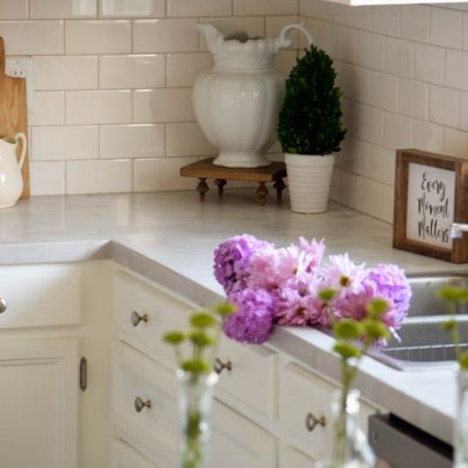 Room Tour Beautiful Kitchen Makeover With Timeless: Timeless Creations, LLC