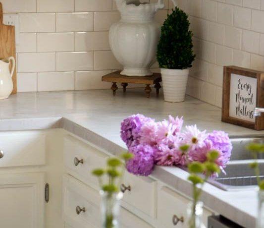 Kitchen Makeover Part 2: DIY Countertops! 90