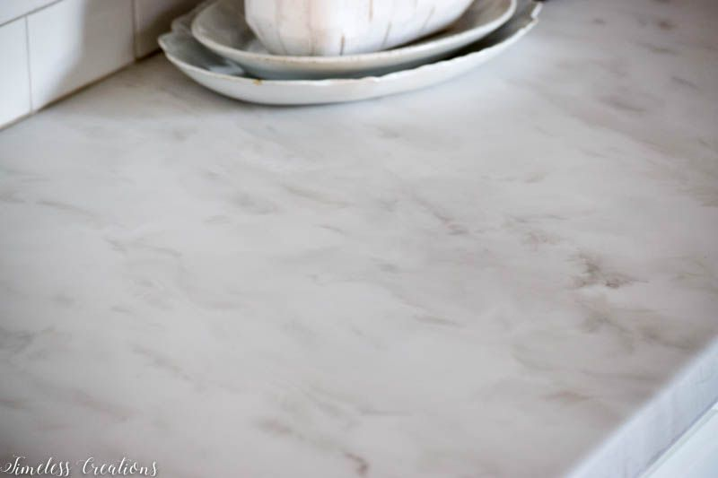 Kitchen Makeover Part 2: DIY Countertops! 8