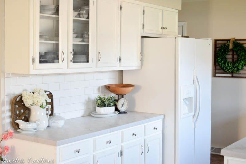 Kitchen Makeover Part 2: DIY Countertops! 6