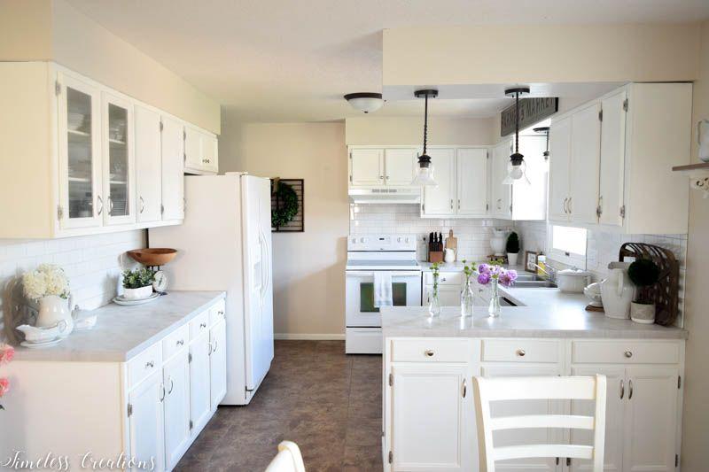 Kitchen Makeover Part 2: DIY Countertops! 2