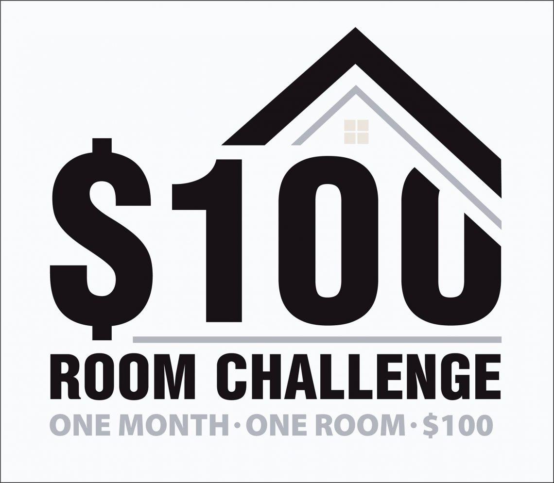 Craft Room Progress - $100 Room Challenge Week 2 1