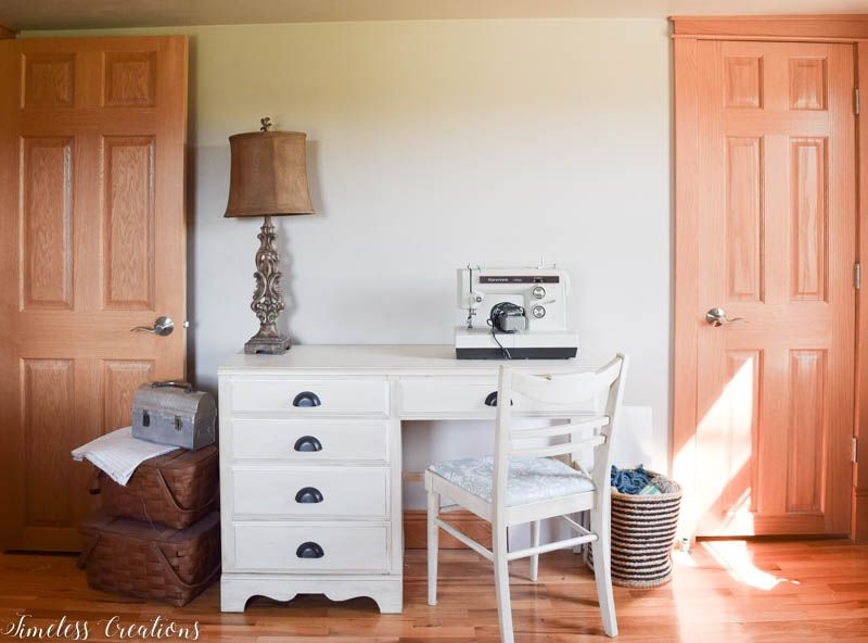 Craft Room Progress - $100 Room Challenge Week 2 3