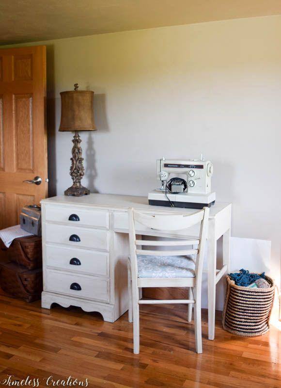 Craft Room Progress - $100 Room Challenge Week 2 2