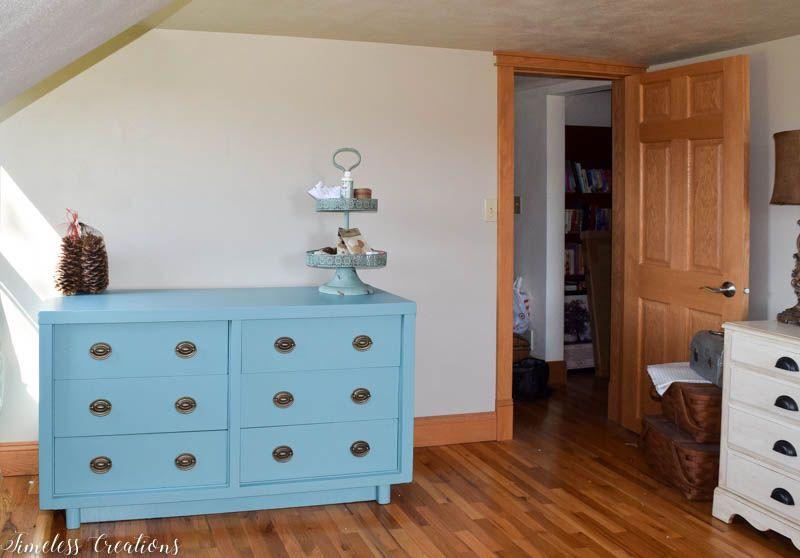 Craft Room Progress - $100 Room Challenge Week 2 5
