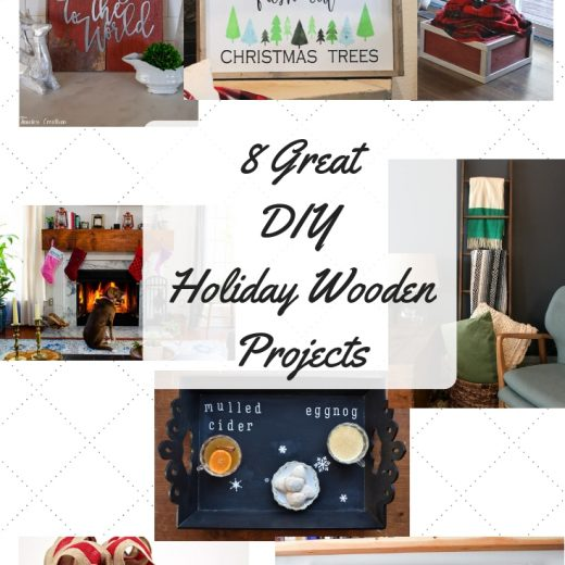 8 Great Wooden Holiday Decorations 121